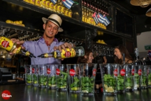 Get your Cuban Mojito at Alma de Cuba