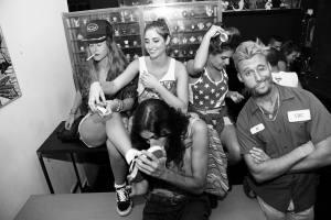 Buxa Bar Tel aviv  Party people