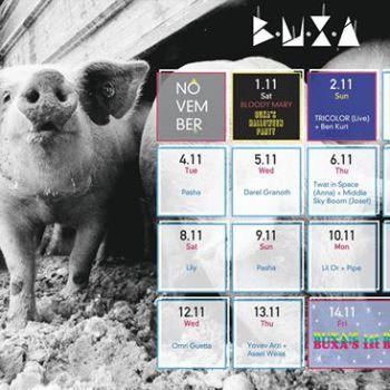 November at Buxa!