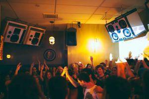 Party alphabet Tel Aviv Night Life
