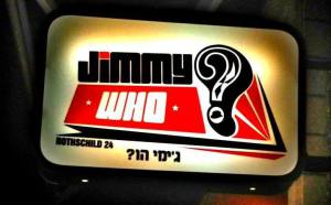 Jimmy Who Tel aviv Party Nightlife
