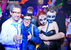 Purim Party at Barby