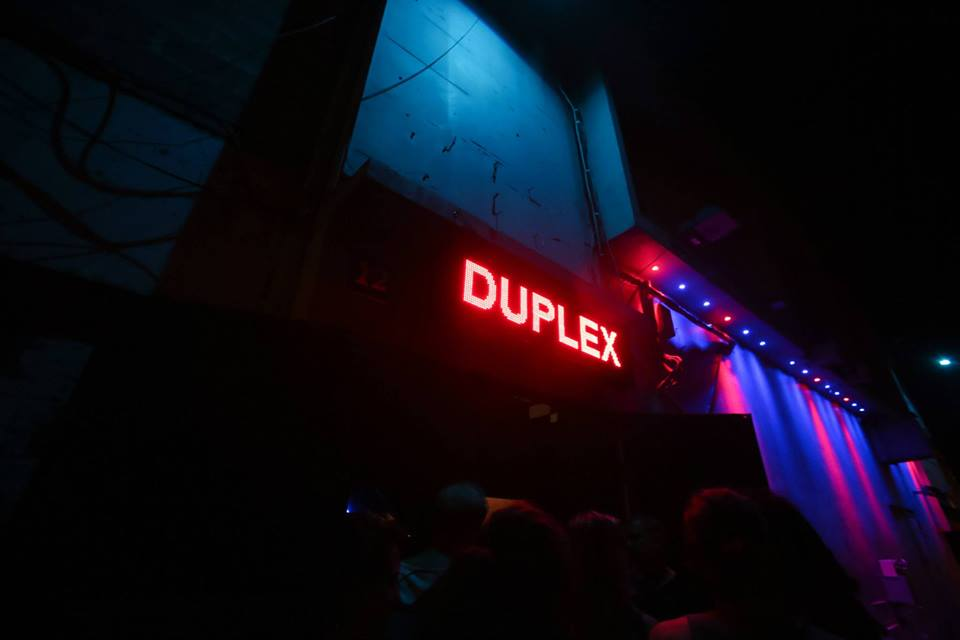Duplex Club Tel Aviv entry