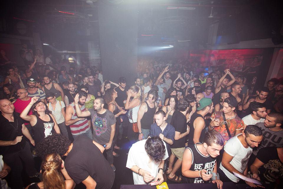 Duplex Club TLV party