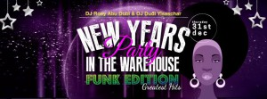 NYE warehouse