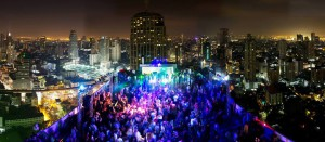 Rooftop party purim tel aviv