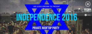 Independance Day 2016 at Brown Hotel
