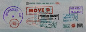 Independence Rave with MOVE D ! Barzilay X Bootleg X Away Berlin