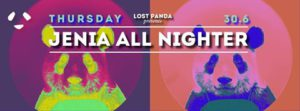 Lost Panda Jenial Tarsol all Nighter