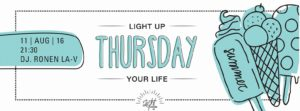 Thursday Light Up Your Life
