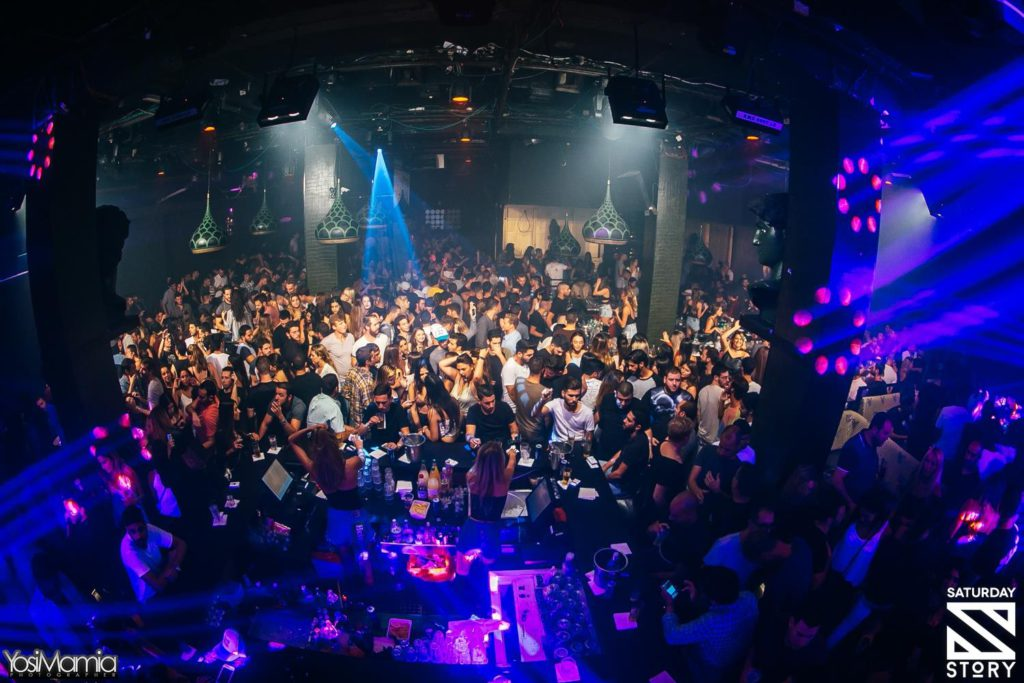 Story Club Tel Aviv Party