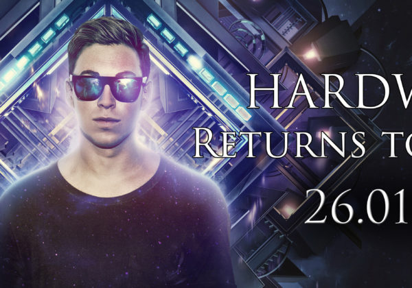 Hardwell Return to Israel on the 26/01/2017