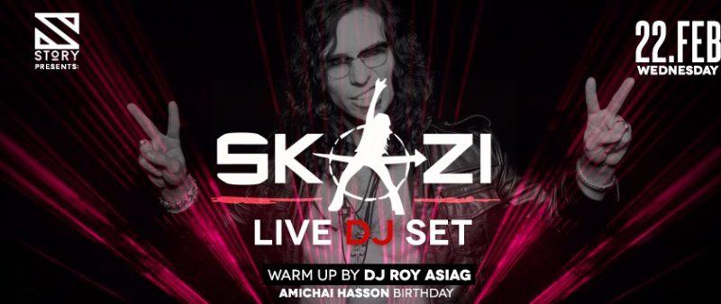 Wednesday STORY – SKAZI LIVE SHOW