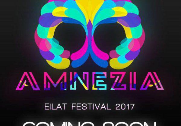 AMNEZIA Eilat Festival 2017