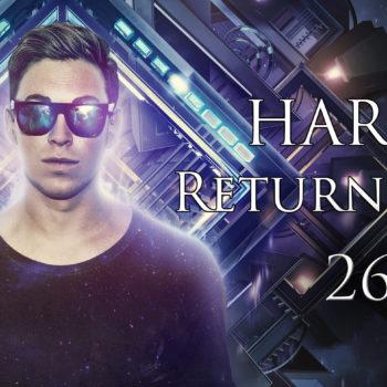 Hardwell Return to Israel on the 26/01/2017