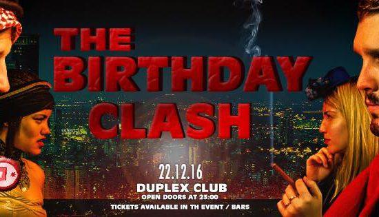 Biggy Z & Tangier Birthday Clash 22.12