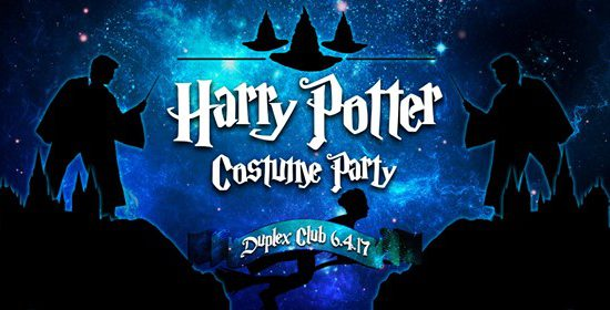 Harry Potter Costume Party