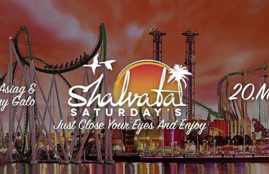 Shalvata Saturday 20.5